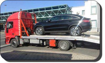 Kamion za prevoz vozila